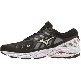 Mizuno Wave Ultima 11 scarpe da corsa Donna, white/white/black